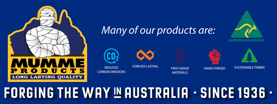Mumme Products - Australian made!